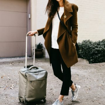 Travel in Style + 3 Tips for an Anxious Flyer